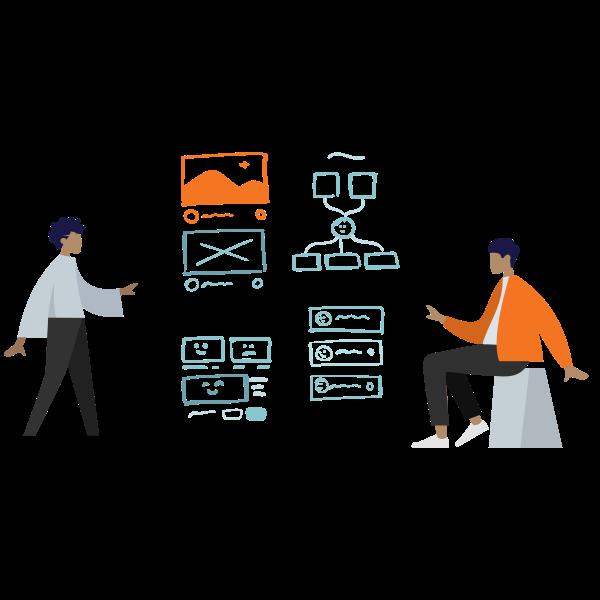 process optimisation illustration